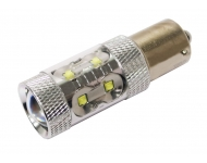 Cree LED autožárovka BA15s P21W Canbus bíla