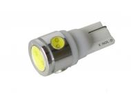 LED Ceramic autožárovka T10 W5W bílá
