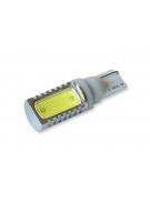 [LED autožárovka T10 W5W bílá Ceramic 180 °]