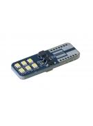 [LED autožárovka T10 W5W bílá Canbus DUAL 4th Gen.]